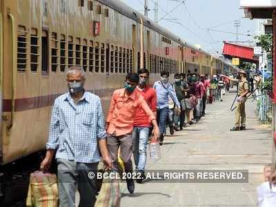 Railways to run 200 non-AC trains daily from June 1, says Piyush Goyal