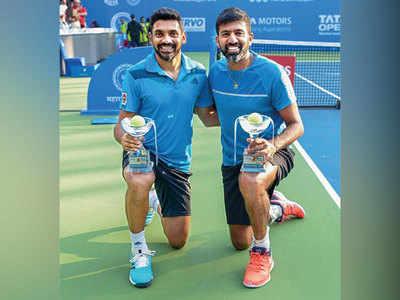 Rohan Bopanna, Divij Sharan's real challenge to start now