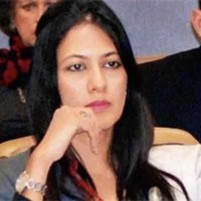 Indian sarpanch dazzles at UN meet