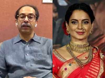 Why the Shiv Sena is attacking Kangana?  Saints, VHP say Uddhav Thackeray not welcome in Ayodhya