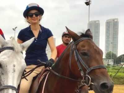 Kangana Ranaut is missing Mumbai, here's why
