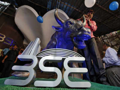 Sensex, Nifty hit record highs on COVID-19 vaccine hopes