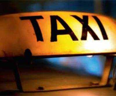 Two take taxi to rob house, then stiff the driver