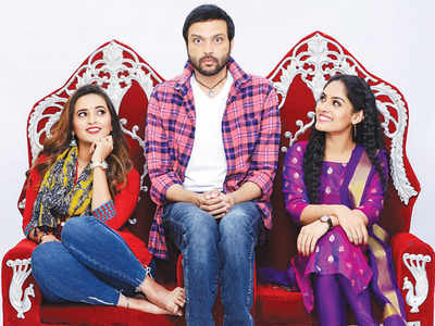 Triple Seat Movie Review: This Ankush Choudhary, Shivani Surve is a decent entertainer