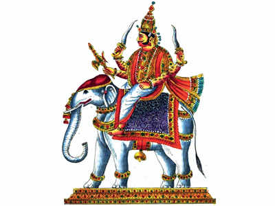 Who is a Hindu? Indra: Entitled, insecure, dispensable