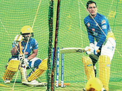 Will MS Dhoni play against Virat Kohli?