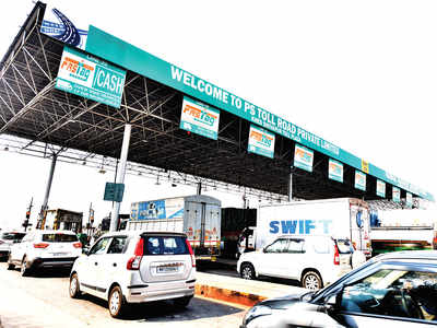 10-second rule at toll plazas ignored