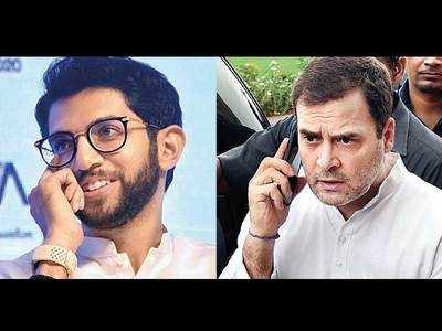 No disagreements, ministers say, after Aaditya calls Rahul
