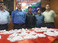 Nagpur: RPF intercept 20-year-old smuggling silver worth Rs 7.76 lakh