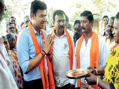 Major setback for Tejasvi Surya