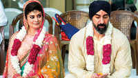 Exclusive: Pooja Batra reveals that she tied the knot with Nawab Shah in Delhi on July 4