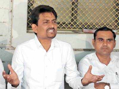 Alpesh Thakor quits Cong posts, says won't join BJP