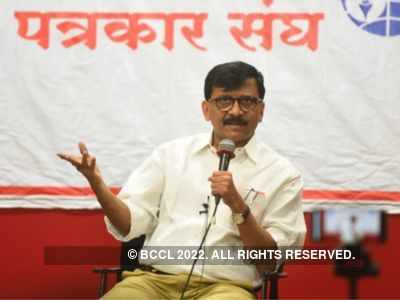 Those who want to contest alone, let them do it: Sanjay Raut