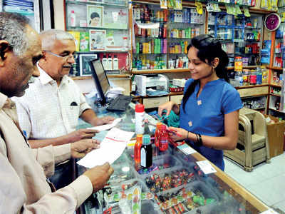 Generic drugs to be on special display