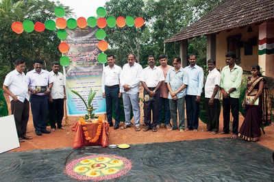 Karnataka: Green is the colour