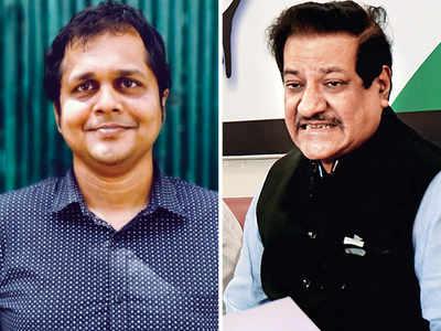 Saket Gokhale's allegations against electoral officer: Maharashtra Congress  leader Prithviraj Chavan seeks detailed probe