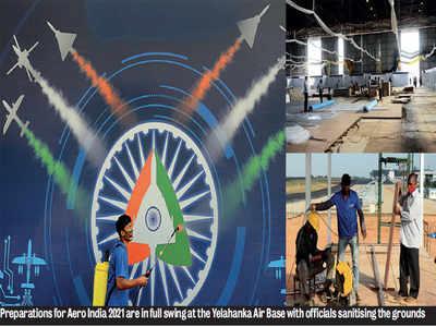 Combined treat for Aero India enthusiasts