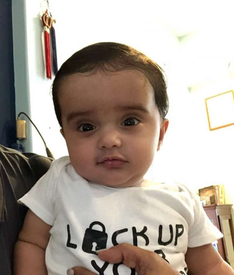 After six months of keeping him a secret, Gul Panag shares glimpse of baby boy Nihal