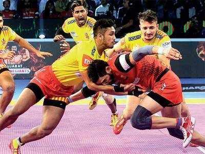 Gujarat Giants fall short again