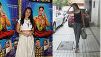 Sonakshi Sinha, Divya Khosla spotted outside T-Series office in Mumbai