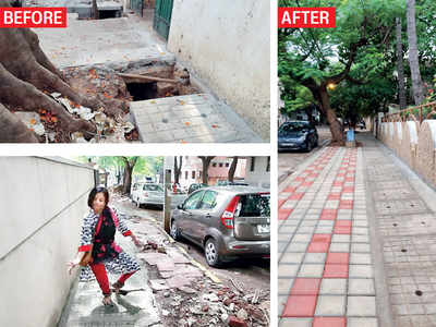 Dance your way to better footpaths