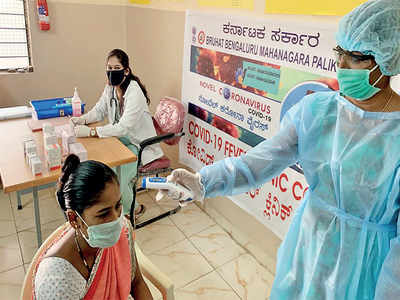 First line of defence? Fever clinics