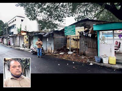 Activist cries foul as KCB razes lone shop