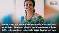 Meet Sunu Kurian who met her pen pal from Australia after 50 years