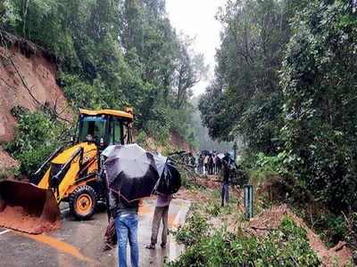 Flood fury in Karnataka