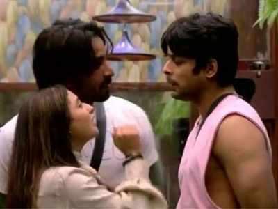 Bigg Boss 13: Sidharth Shukla, Rashami Desai engage in an ugly spat