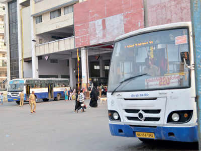 Coronavirus outbreak: Ditch the bus? Ridership falls by 7 lakh a day in Bengaluru