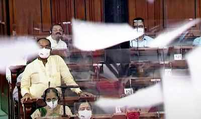Parliament monsoon session: Both Houses adjourned till 11am on July 30