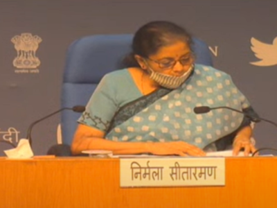 Nirmala Sitharaman: Collateral-free automatic loans to be provided to MSMEs with 12-month moratorium