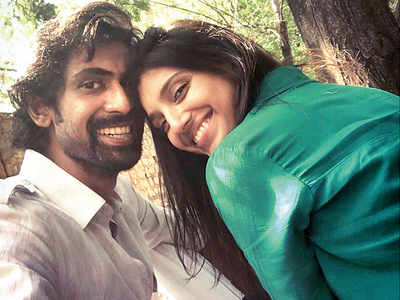 Rana Dagubatti virtually engaged to longtime girlfriend Miheeka Bajaj