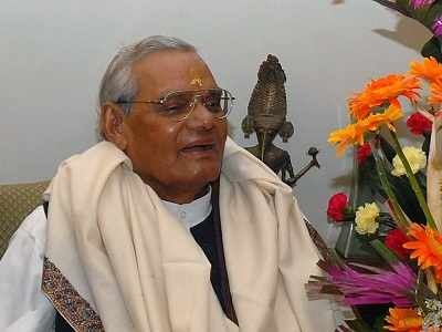 Atal Bihari Vajpayee in critical condition, placed on life support system in AIIMS