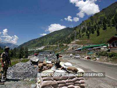 China continues military build-up along LAC near Eastern Ladakh