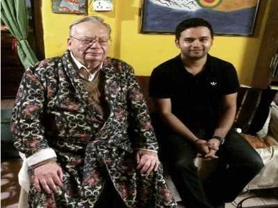 Assam filmmaker  Bhargav Saikia adapts Ruskin Bond's 'The Black Cat' on celluloid