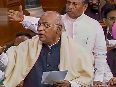 Mallikarjun Kharge not to attend Lokpal selection panel meet, says no provision of special invitee in Act