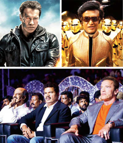 Arnold to make Indian film debut in a Rajini film