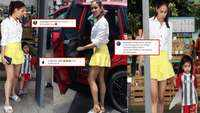 Mira Rajput gets trolled for wearing miniskirt