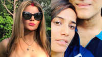 After Rakhi Sawant, Poonam Pandey teases fans with her 'love's' partial pic