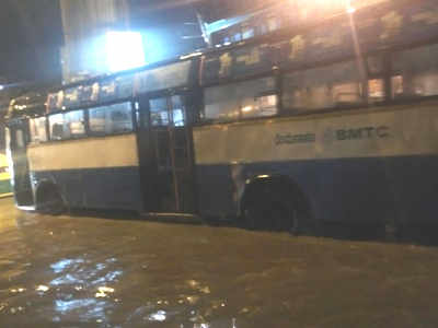 Heavy rains lash Bengaluru, three killed