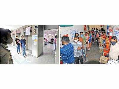 Voters sick of system, parties get the fever