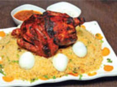 8 Must - eat Biryanis
