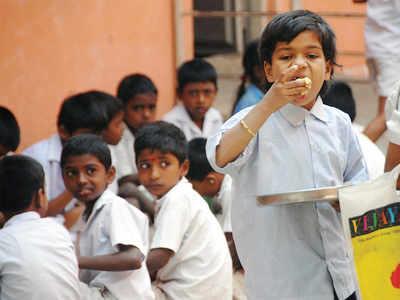 Karnataka is lacking in child nutrition