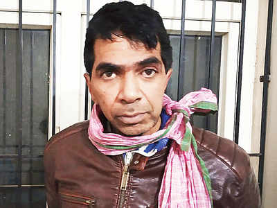Gangster Ejaz Lakdawala, 2 aides held in Rs 7.5-crore extortion case