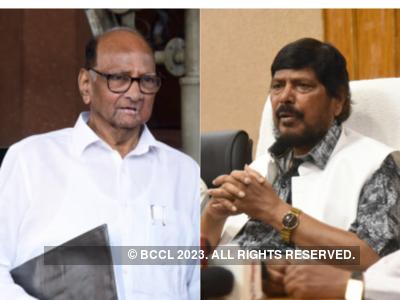 Sharad Pawar, Ramdas Athawale, Udayanraje Bhosale among seven elected to Rajya Sabha