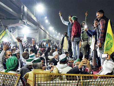 Farmers vow to boycott Adani, Ambani products