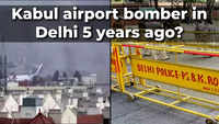 IS mouthpiece claims Kabul airport bomber was held in Delhi 5 years ago