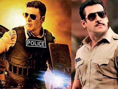 Salman Khan, Akshay Kumar, Kareena Kapoor Khan: Meet Bollywood's top cops
